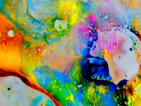 abstract pattern painting psychedelic art abstract painting print colorful wall art