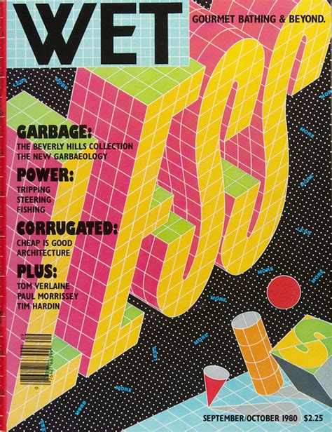 design wave magazine wet play grafik