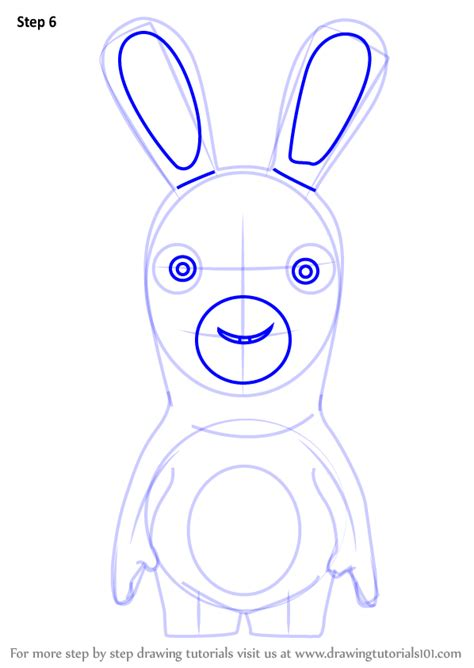 learn   draw rabbid  rabbids invasion rabbids
