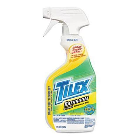 case of tilex bathroom cleaner spray 16oz spray bottles