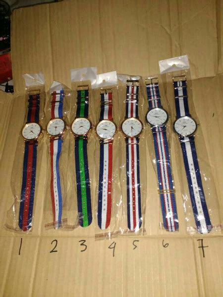 Jam Tangan Daniel Wellington Kw Murah jam tangan murah berkualitas jam daniel wellington dan
