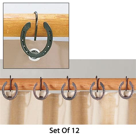 western shower curtain hooks 48 best images about shower curtain hooks on pinterest