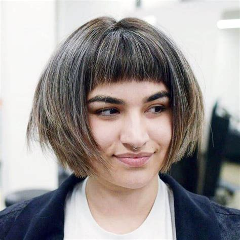 Bob Cut Hairstyles by 20 Totally Chic Bob Hairstyles Haircuts For
