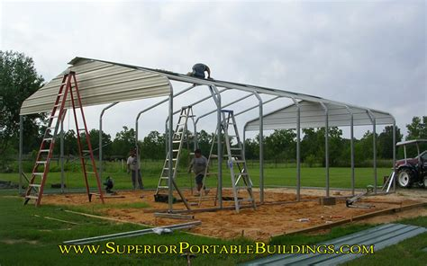 American Steel Carport by American Steel Carports Sold Here 1 866 943 2264