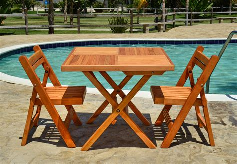 2 square folding table square wooden folding table with two folding chairs