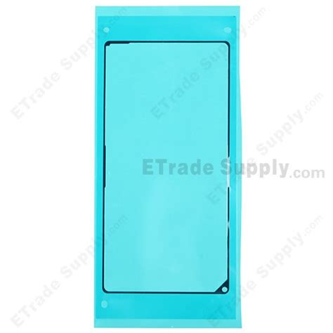 Lem Adhesive Sony Xperia Z1 sony xperia z1 l39h rear housing adhesive etrade supply