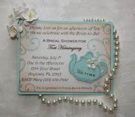 how to design tea invitations a must read