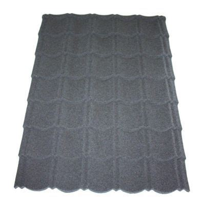 Tuile Anthracite by Panneau Easy Tuile Anthracite 79 X 110 Cm Castorama