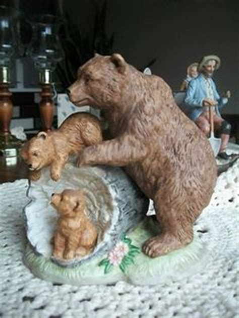Home Interior Bears 1000 Images About Home Interior Figurines On Pinterest Home Interiors Figurine And Momma