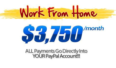 How To Work Online From Home And Get Paid - ad post jobs work from home ad posting jobs