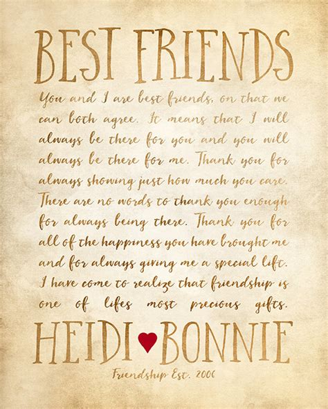 thank you letter to a dying friend custom letter for best friend friendship poem
