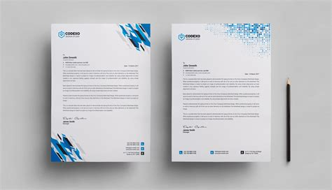 stationery templates letterhead stationery template 000578 template catalog