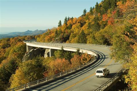 blue ridge parkway hit the road on one of these iconic american summer road