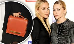 Kate And Ashleys Pricey Clothing Line by Kate And Promote Handbags From Their