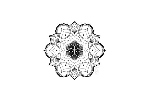 simple mandala tattoo top simple mandala images for tattoos