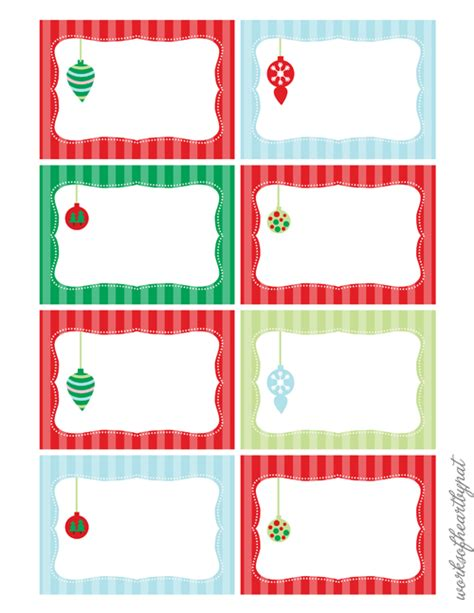 search results for blank christmas tags printable