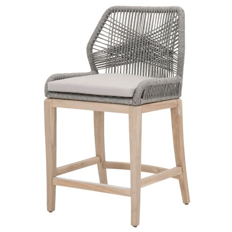 Orient Express Loom Counter Stool by Loom Outdoor Counter Stool