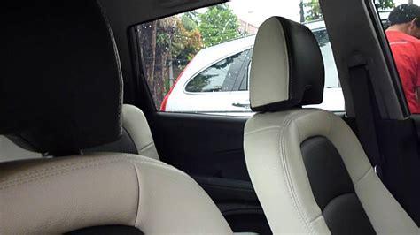 Sarung Jok Mobil Gran Max Sarung Jok Paten Untuk Mobil Honda Br V Kombinasi Dua