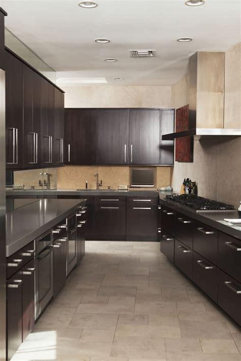 galley kitchen units 22 luxury galley kitchen design ideas pictures