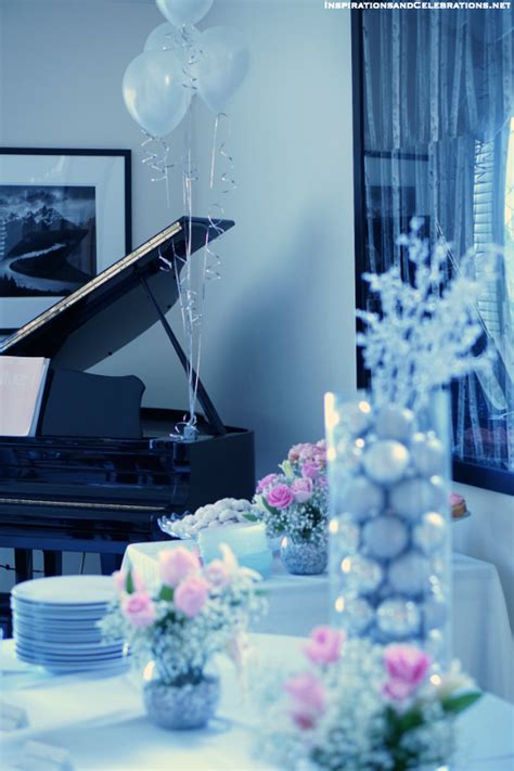 Winter Baby Shower Ideas by Entertaining Guide Winter Baby Shower Ideas