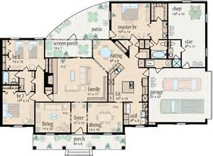 monsterhouse plans country style house plans 2183 square foot home 1