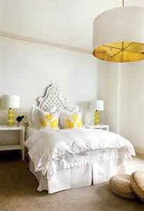 white and yellow bedroom ideas modern white nightstands design decor photos pictures