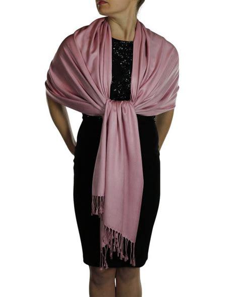 Pashmina Instant Saalima Dusty Pink dusty pink pashmina scarf shawl wrap york shawls