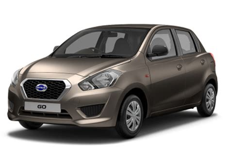 Datsun GO Colors, 6 Datsun GO Car Colours Available in