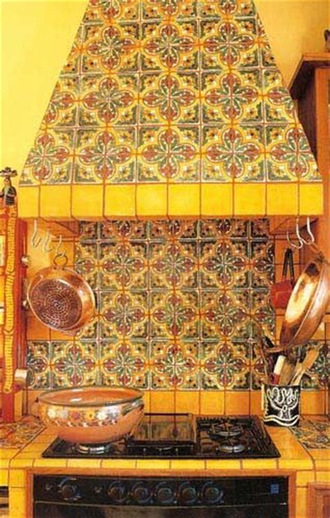 Mexican Style Kitchen Decor by Mexican Kitchens Mexicans And Mexican Kitchen Decor On