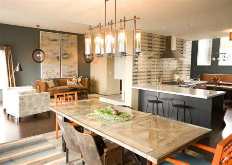 eclectic diamond heights home multi room angle