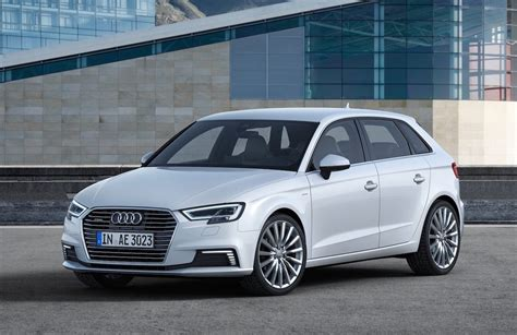 2017 audi a3 2017 audi a3 e tron debuts in the us gets technology