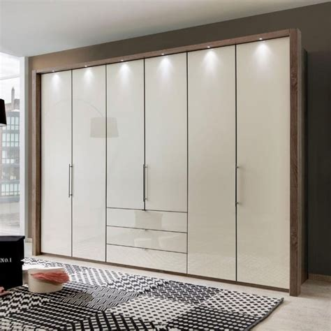 Wardrobe Bi Fold Doors by Wiemann Loft 300cm Wide Bi Fold Wardrobe At Smiths The Rink