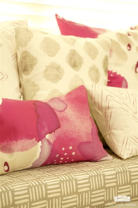 coordinating fabrics for home decor how to choose coordinating home decor fabrics two purple