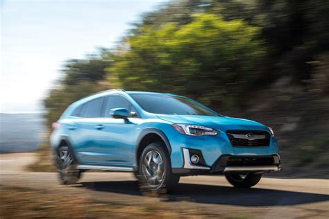 2019 Subaru Hybrid by 2019 Subaru Crosstrek Hybrid Can Travel 17 In Ev