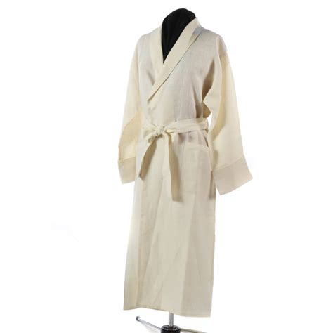 Dressing Gown by Dressing Gown Linen Linen Company
