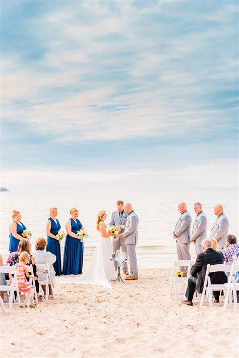 Wedding Venues On Lake Michigan by Lake Michigan Wedding Venues Northern Michigan