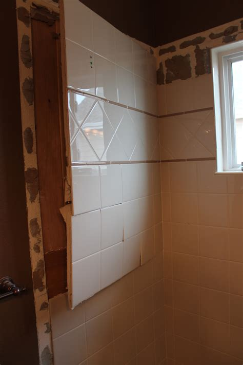 remove bathroom tile removing wall tiles in bathroom how to remove tiled shower