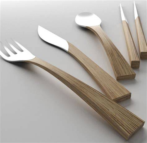 cool flatware creative and unusual cutlery designs