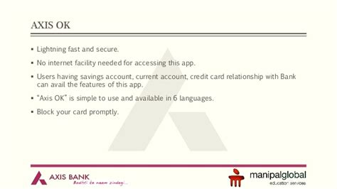 axis bank net banking app axis bank
