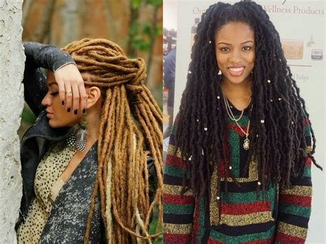 Dreadlocks Hairstyle For Black by Eye Catching Black Dreadlocks For Authentic Looks