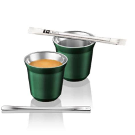espresso als lungo drinken dubbelwandige nespresso kopjes milledoni spot on gifts