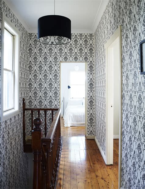 wallpaper design hallway hallway wallpaper ideas native home garden design