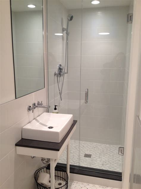 small basement bathroom w shower cottage bathroom
