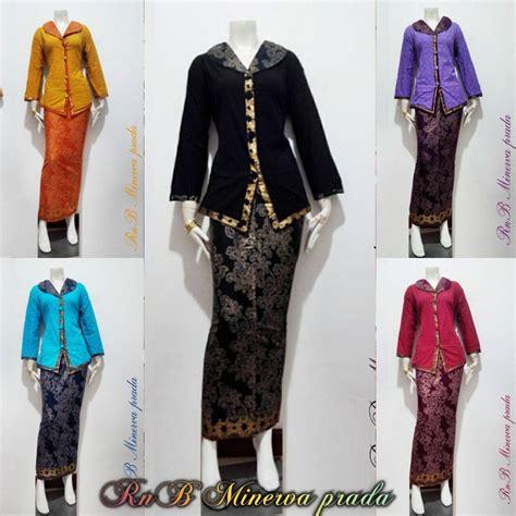 Lf Batik Setelan Batik Bagoes Baju Batik Wnita Setelan Minerva Prodo