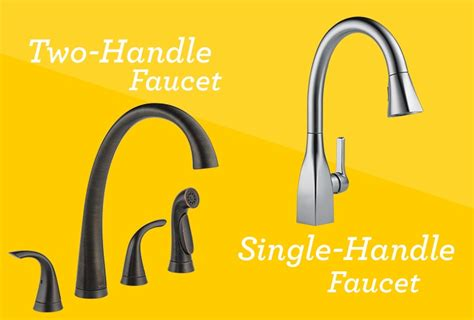 buying a kitchen faucet the kitchen faucet buying guide