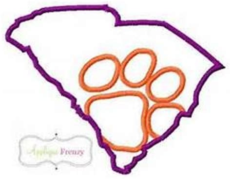 clemson tiger coloring page 1000 images about clemson on pinterest clemson tigers
