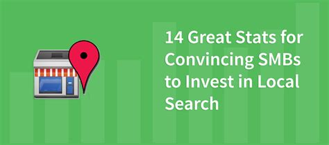best franchises to invest in 2014 14 great stats to convince smbs to invest in local search
