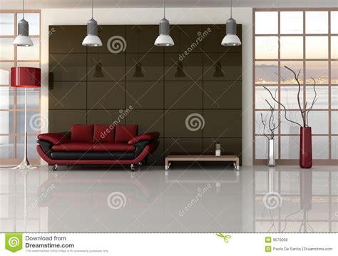 rotes schwarzes und weißes wohnzimmer brown rotes und schwarzes wohnzimmer lizenzfreie