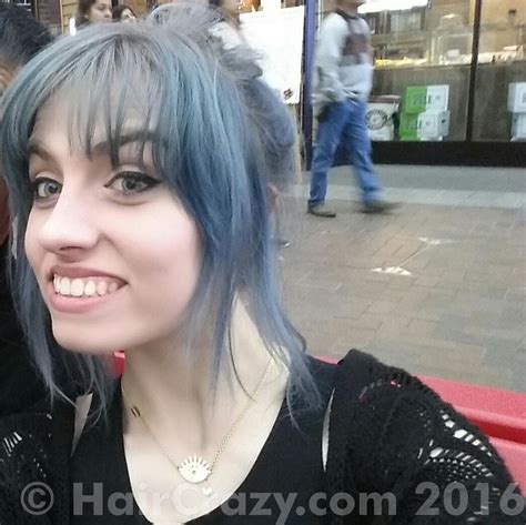 Colour Freedom Graphite Grey over pale blue hair?   Forums