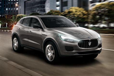 2014 Maserati Kubang Suv